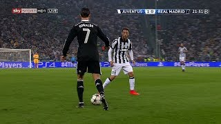 Cristiano Ronaldo Best Humiliating Skills against Italian Teams