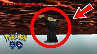 ROBLOX Pokémon GO | SECRET SPOT LOCATION!?