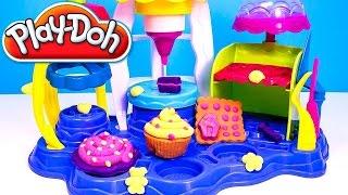 Play Doh - Sweet Shoppe Swirl And Scoop Ice Cream Playset Frozen Jumbo Surprise Egg