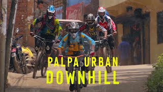 Palpa Urban Downhill - The showdown begins