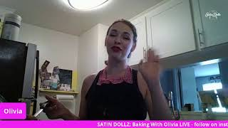 Baking With Olivia - August 20, 2020