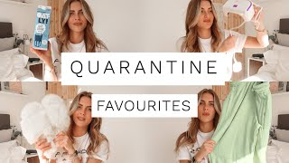 QUARANTINE FAVOURITES… FASHION TO FOOD | Fashion Influx
