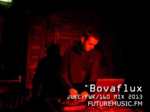 Bovaflux Juke/Footwork/160 Mix on Future Music FM