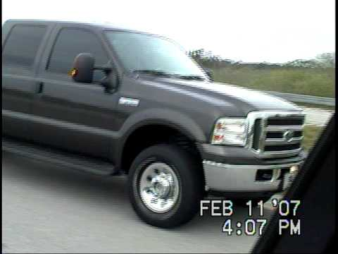 "Ford F-250 ""Death Wobble"""