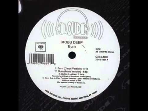 Mobb Deep Burn Instrumental Youtube