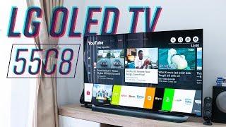 Đánh giá TV LG OLED 55C8PTA: sản phẩm không thể thiếu trong gia đình