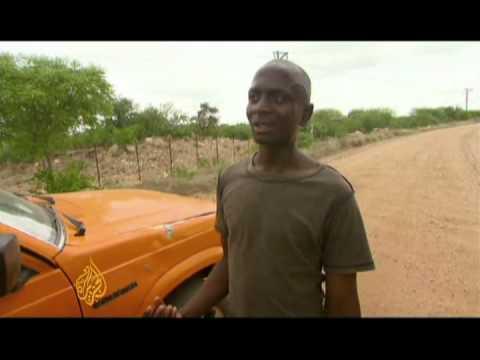 Dangerous journey to escape from Zimbabwe - 18 Dec 08