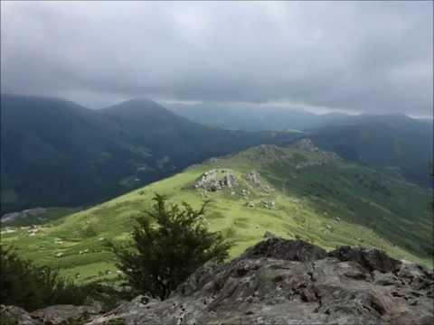 Pic du Mondarrain