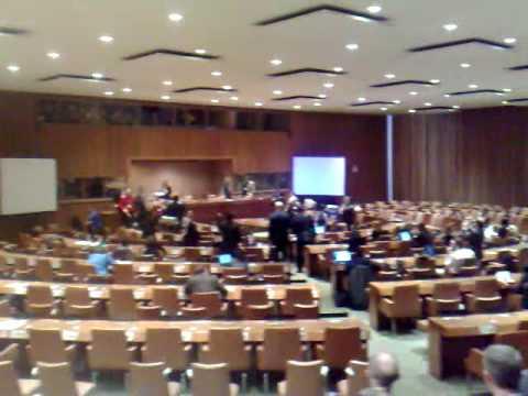 UN Conference Room 3