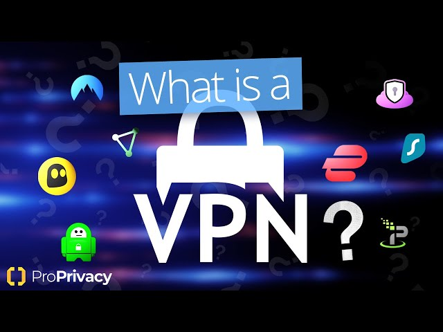 What is a VPN Used For and How Does a VPN Work? ProPrivacy Explains ✅