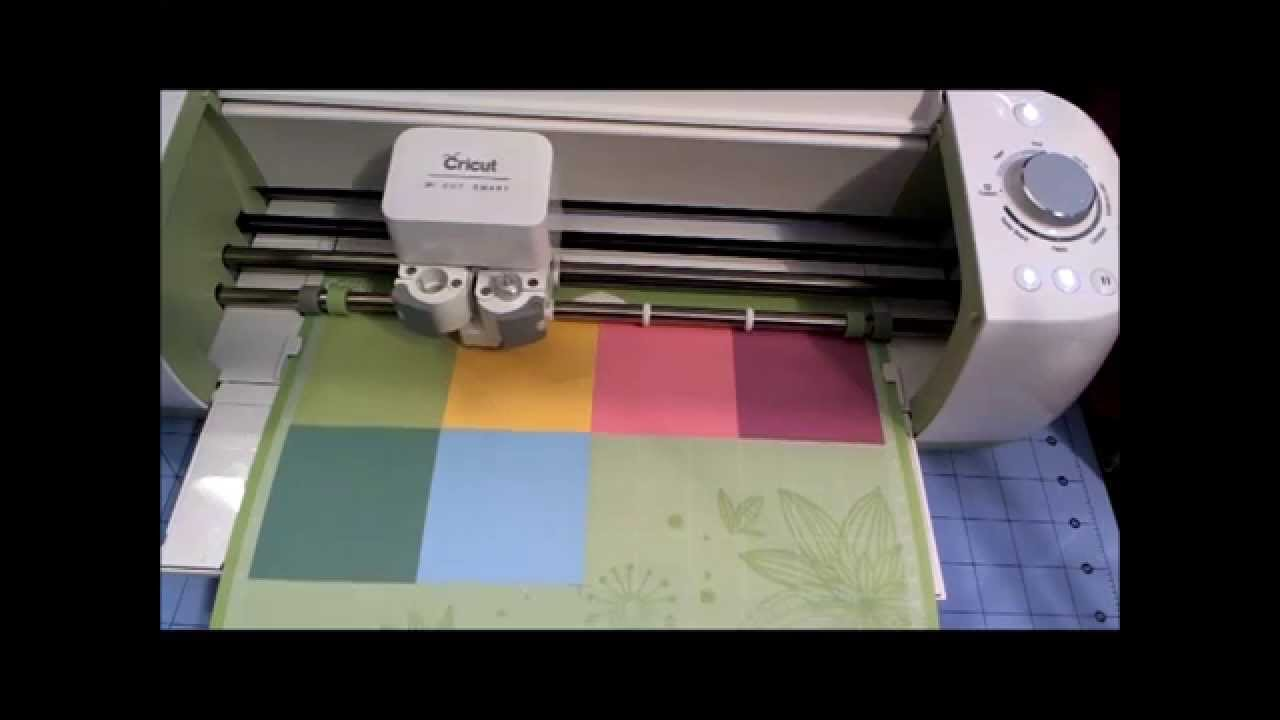 How To Cut Image Layers On 1 Mat In Cricut Design Space Youtube