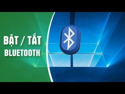Cách Bật Bluetooth Trên Máy Tính Win 7, 8, 10, đơn Giản, Dễ Làm Nhất 2020