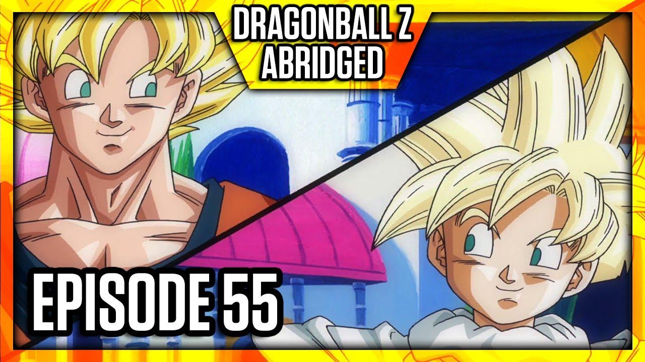 dragonball z abridged episode 55 teamfourstar tfs youtube