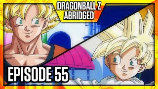 DragonBall Z Abridged: Episode 55 - TeamFourStar (TFS)