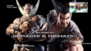 Tekken Tag Tournament 2 - Game de Xbox 360 Rodando no One