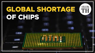 Why is the world running short on computer chips?