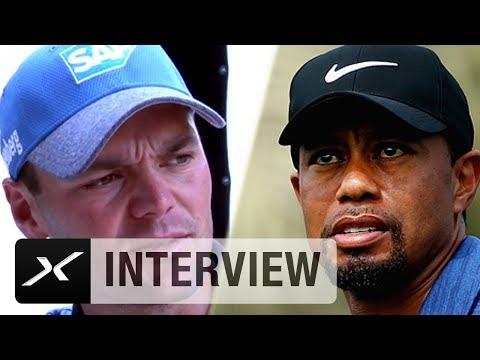 Martin Kaymer fordert mehr Respekt für Tiger Woods | BMW International Open | Golf