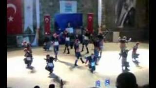 2008 Büyükler Halk oyunu 1.si Pamukkale Üniversitesi - Büyükler Marmaris Finali 1.si.