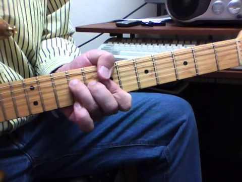 Yellow Ledbetter Pearl Jam Guitar Lesson Youtube