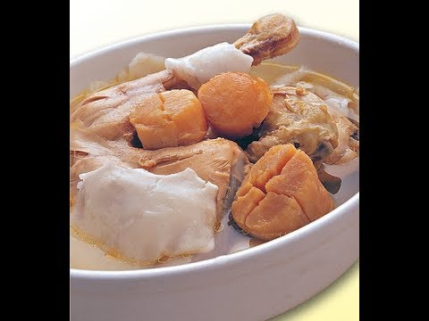 Steamed Coconut and Chicken Soup  # Chinese Cooking Series # 1_R1