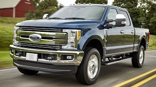 All-New 2017 Ford F-250 Super Duty Unveiling Presented by Ford