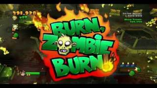Burn Zombie Burn Gameplay Trailer 1