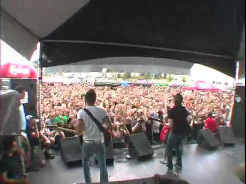 Fall Out Boy Warped Tour 2005 - Detroit, MI