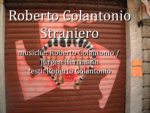 Roberto Colantonio - Straniero