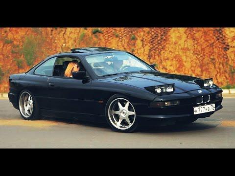 БМВшники не намочите штанишки))) BMW 850i v12 тест-драйв