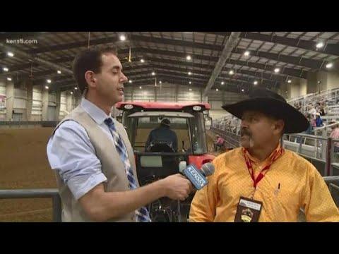 Barrel Racing At The San Antonio Stock Show & Rodeo