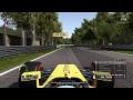 Probado F1 2017 en ECDF1