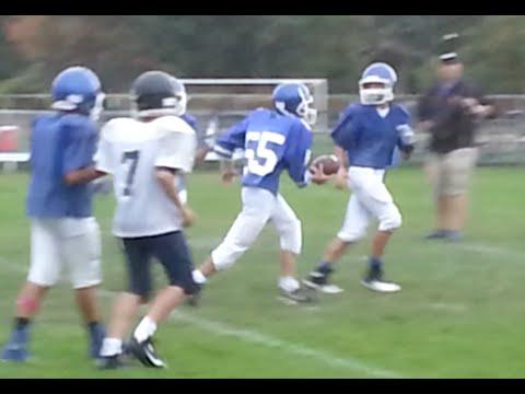 Riverhead Middle School football: The Derrick Play