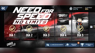 Need For Speed No Limits Android Aston Martin DB11 AMR Evento Especial Dia 5 La Sospecha