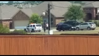 RAW: Texas cops shoot, kill man standing still with hands raised
