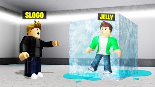 I Got TRAPPED In An ICE BLOCK And FROZE! (Roblox Flee The Facility)