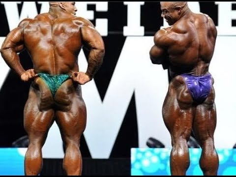 Fanboys Crying That Big Ramy Was Robbed Of The Mr Olympia Title