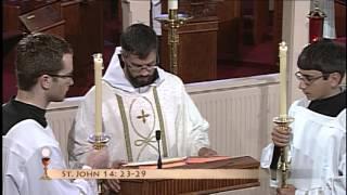 Daily Catholic Mass - 2016-05-01 - Fr. Paschal