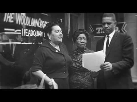 Arthur M. Brazier - The Activist | Part 2 - The Northern Civil Rights Movement