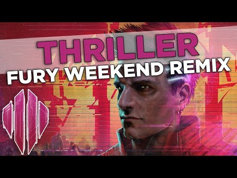 Scandroid  Thriller Fury Weekend Remix