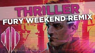 Scandroid - Thriller (Fury Weekend Remix)