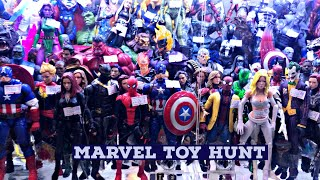 The MARVEL Toy Hunt at INS POINT