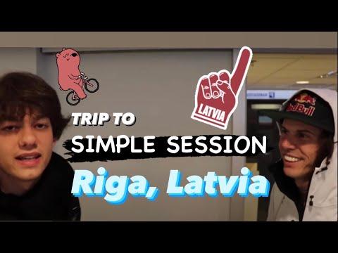 TRIP TO RIGA, LATVIA!! SUMMER SESSION 2017!!