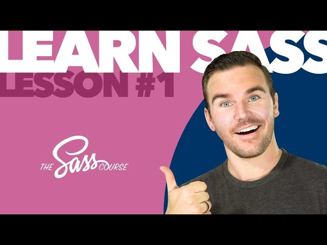 [#1] Obligatory Welcome Video (Learn Sass)