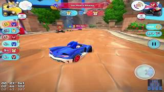 Team Sonic Racing for Apple Arcade