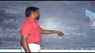 02 DEDUCTIVE METHOD - MATHEMATICS