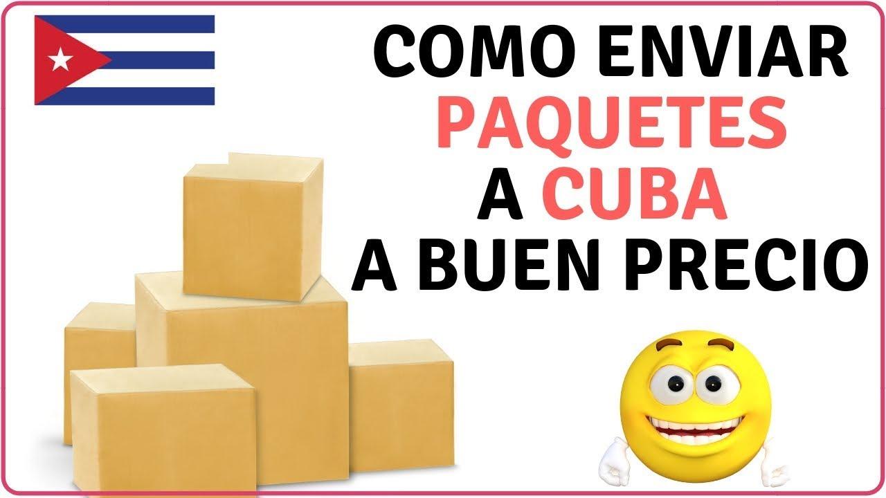 Como enviar paquetes a Cuba/Envio de paquetes a Cuba/Te explico todo de mi  experiencia en internet