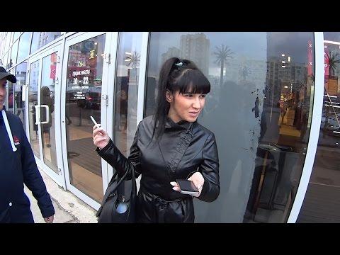 Готова ли девушка / Отдать свои сигареты в обмен на Рафаэлло