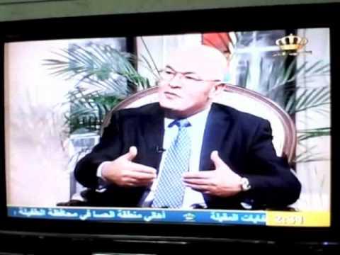 "Dr Imad Mahmoud: Jordan TV interview ""Expert Pateint Programme & MBTI Personality Indicator"""