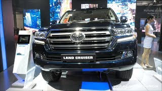 Toyota Land Cruiser LC 200 VX J200 2018 | Real-life review