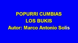 Karaoke POPURRI Cumbias Los Bukis